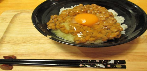 My Challenge Number 1 Natto