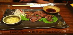 Gyuniku Amiyaki Set 1