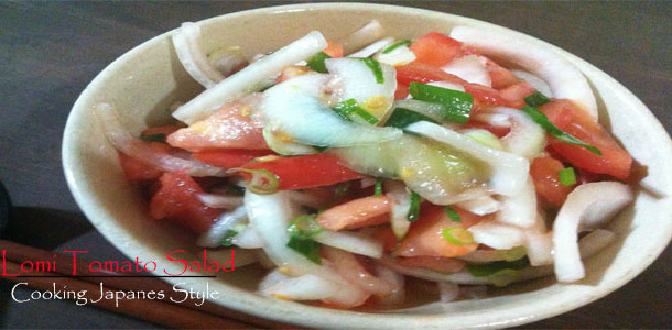 Lomi Tomato Salad  Blog